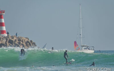 Surfa at Falésia de Vilamoura